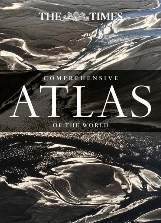 Boek cover The Times Comprehensive Atlas of the World van Times Atlases (Hardcover)