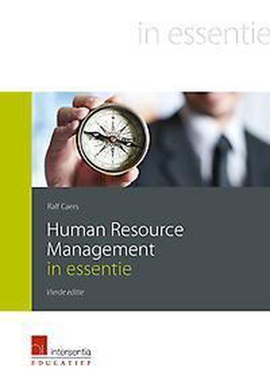 Human resource management in essentie - Ralf Caers |