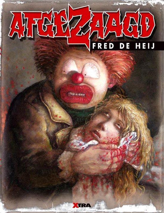 Cover van het boek 'Afgezaagd'