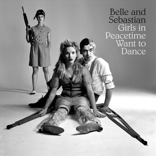 Girls In Peacetime Want To Dance (LP)