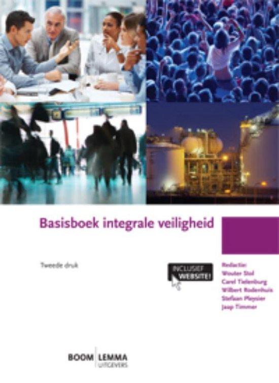 Boom studieboeken criminologie - Basisboek integrale veiligheid - Wouter Stol |