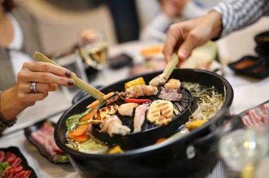 TomYang BBQ Elektrische Thai BBQ Grill en Hot Pot