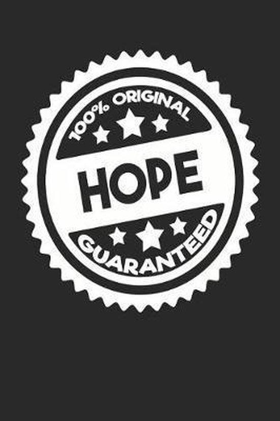 Hope 100% Original Guaranteed