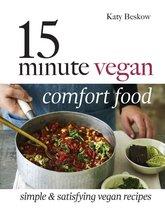 Boek cover 15 Minute Vegan Comfort Food van Katy Beskow (Onbekend)