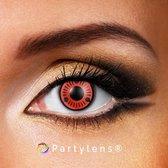 Partylenzen - Sharingan Sasuke Uchiha - jaarlenzen met lenshouder - kleurlenzen Partylens®