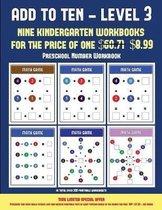 Preschool Number Workbook (Add to Ten - Level 3)