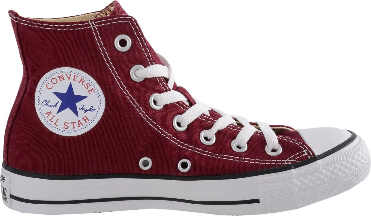 Converse Chuck Taylor All Star Hi Sneakers Unisex - Maroon