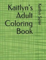 Kaitlyn's Adult Coloring Book