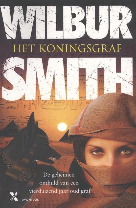 Het Koningsgraf - Wilbur Smith   Fthsonline.com