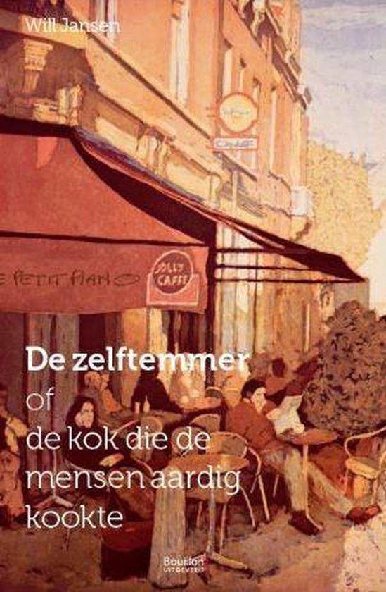 Boek cover De zelftemmer van Will Jansen (Hardcover)
