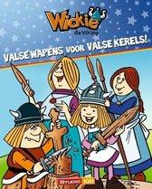 Studio 100 Wickie de viking boek: valse wapens voor valse kerels