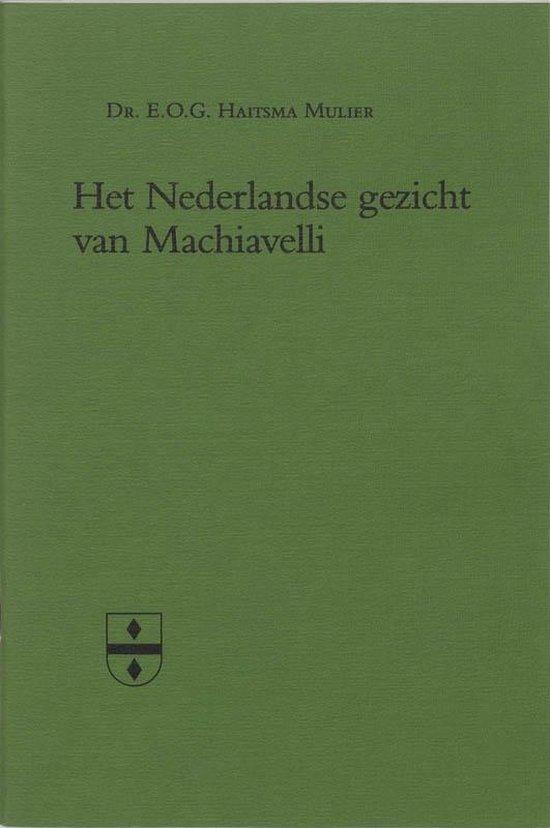 Nederlandse gezicht machiavelli - Haitsma Mulier |