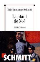 Boek cover LEnfant de No� van Eric-Emmanuel Schmitt