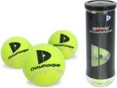 Donnay Championship Tennisballen - 3 stuks