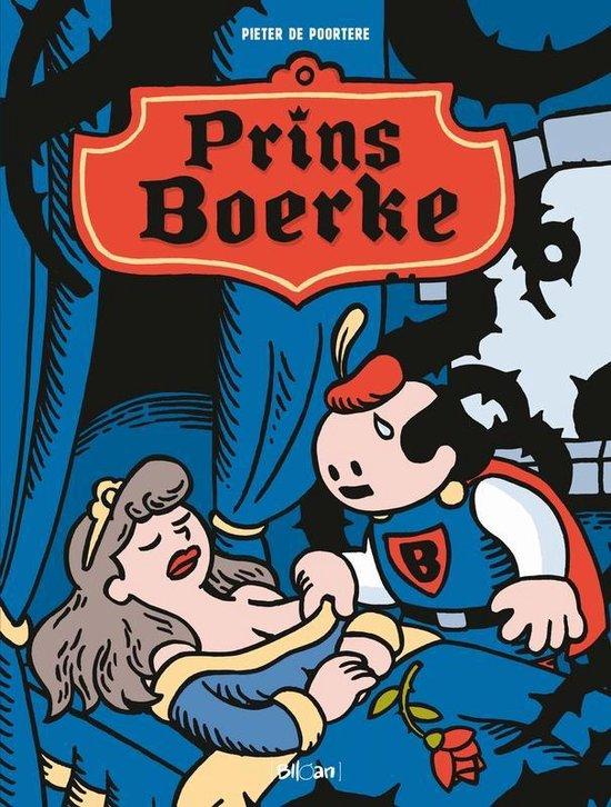 Boerke hc01. prins boerke - PIETER. Poortere, |