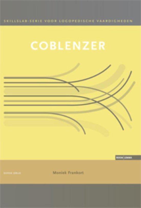 Skillslabserie voor logopedische vaardigheden - Coblenzer Werkcahier - M. Frankort |