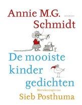 Boek cover De mooiste kindergedichten van Annie M.G. Schmidt (Hardcover)
