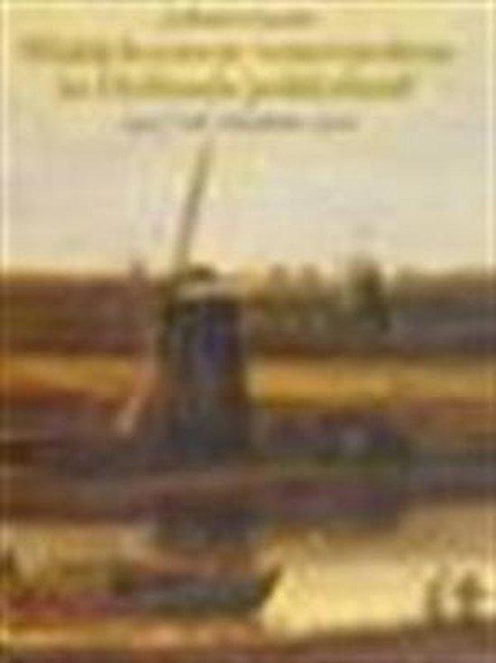 Middeleeuwse watermolens holland - A. Bicker Caarten |