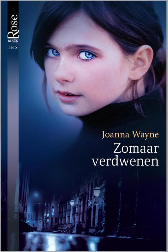 Black Rose 35A - Zomaar verdwenen - Joanna Wayne |