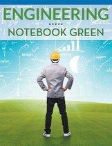 Engineering Notebook Green