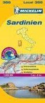 Michelin Lokalkarte Sardinien 1 : 200 000