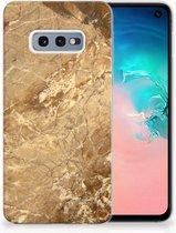 Samsung Galaxy S10e TPU Hoesje Design Marmer