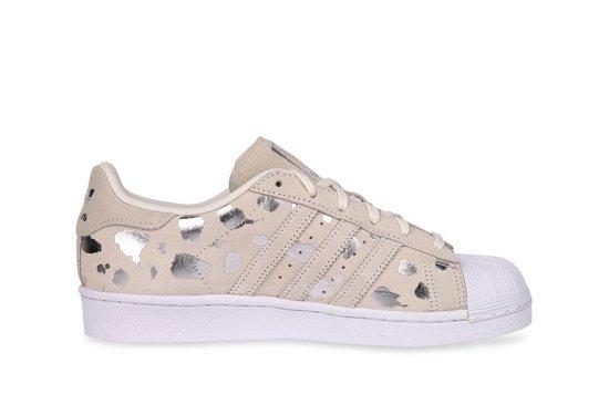 Adidas Superstar Sneakers S76153 Special Edition Damesschoenen Beige Maat: 36