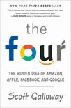 Four: the hidden dna of amazon, apple, facebook, and google
