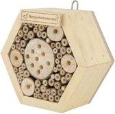 Natuurmonumenten Insectenhuis Zeshoek - Nestkast - Small