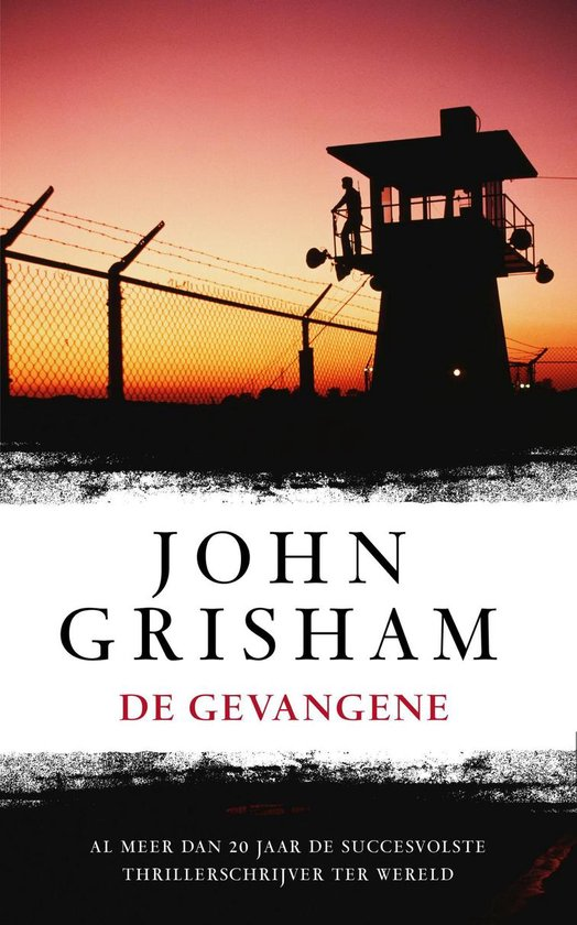 De gevangene - John Grisham pdf epub