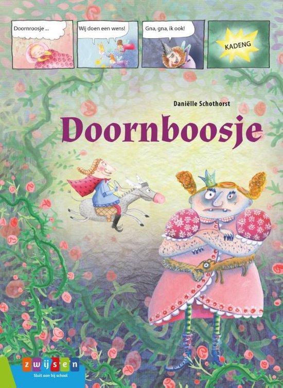 Leesserie Estafette - Doornboosje - Danielle Schothorst  