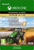 Farming Simulator 19: Premium Edition - Xbox One Download