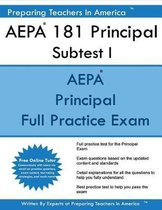 Aepa 181 Principal Subtest I