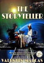 Boek cover The Storyteller van Valentin Matcas