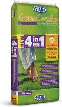 Viano nieuwe 4-in-1 20kg: voorkomt mos en onkruid in het gazon