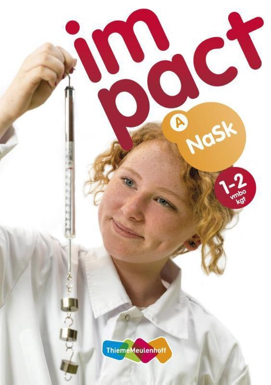 Impact NaSk 1/2 vmbo-kgt Leerboek A/B - none |