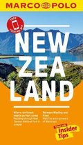 New Zealand Marco Polo Pocket Travel Guide - with pull out map