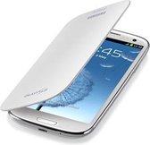Samsung Flip Cover voor de Galaxy S3 i9300 - Wit