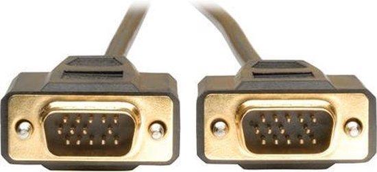 Tripp Lite P512-015 VGA kabel 4,57 m VGA (D-Sub) Zwart