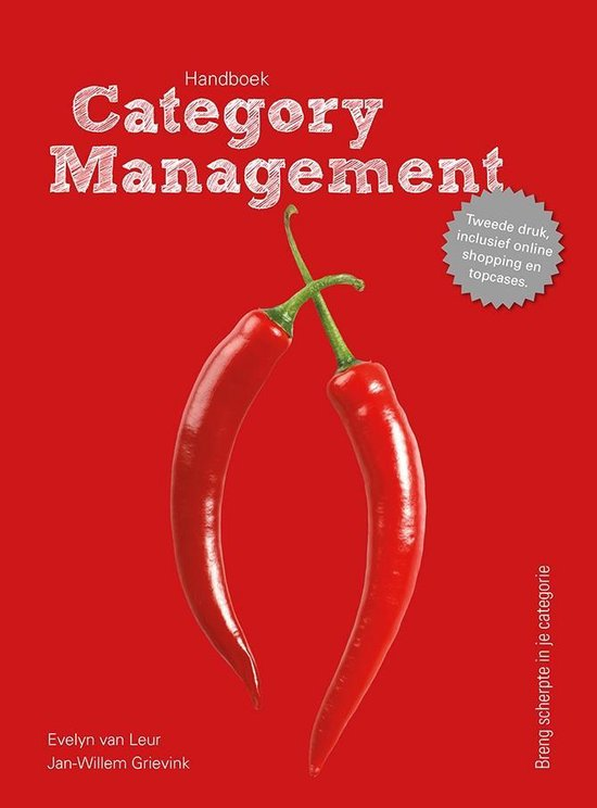 Handboek Category Management, 3e druk april 2019