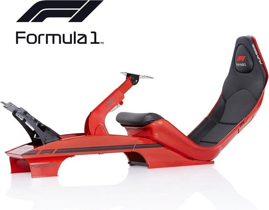 EOL Playseat F1 Red