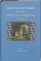 Lucifer, Adam in ballingschap, Noah