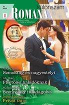 Szmoking és nagyestélyi (Corretti-kronika 3.), Flörtölés haladoknak, Szenvedély túladagolva, Privát tánc