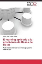 E-Learning Aplicado a la Ensenanza de Bases de Datos