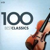 100 Best Classics (6 Klassieke Muziek CD) Beethoven - Bach - Mozart