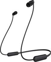 Afbeelding van Sony WI-C200 - Draadloze in-ear oordopjes - Zwart