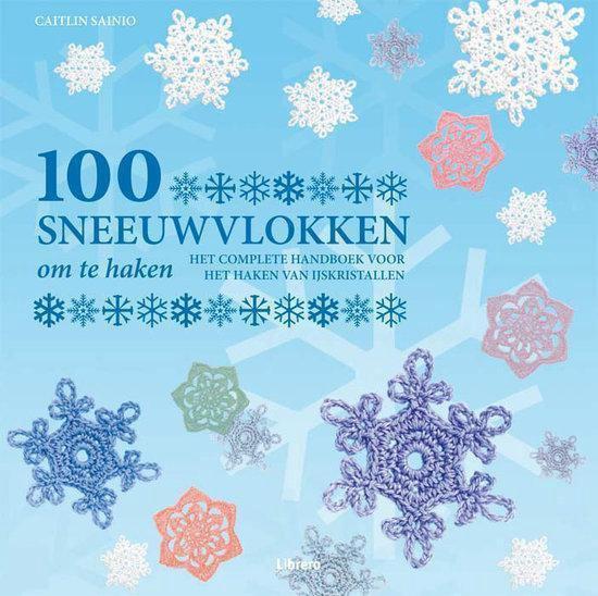 100 sneeuwvlokken om te haken - Caitlin Sainio   Fthsonline.com