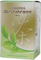 Groene losse thee Taiwan tea van de hele blaadjes Chinese detox afslank thee 300gram