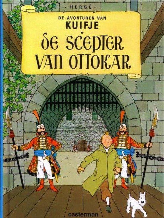 De Scepter Van Ottokar - Hergé |