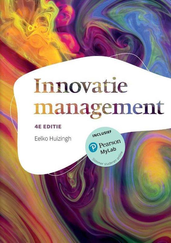 Innovatiemanagement - Eelko Huizingh |